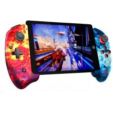 iPega Bluetooth herní ovladač 9083B, iOS/Android, červeno-modrá