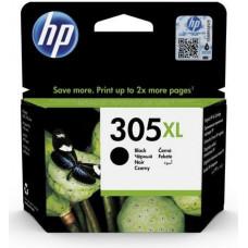 HP Cartridge HP InkJet 3YM62AE black, 305XL