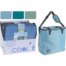 taška chladicí 24l 38x21x37cm mix barev