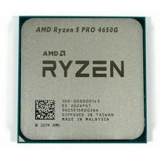AMD cpu Ryzen 5 PRO 4650G AM4 s grafikou Radeon (s chladičem, 3.7GHz / 4.2GHz, 4MB cache, 65W, 6