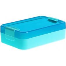 PLAST TEAM box svačinový 21x14x6,5cm s klick.uz. PH MO