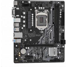 ASRock MB Sc LGA1200 H510M-HDV/M.2, Intel H510, 2xDDR4, 1xHDMI, 1xDVI, 1xVGA, mATX