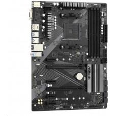 ASRock MB Sc AM4 B450 PRO4 R2.0, AMD B450, 4xDDR4, 1xDP, 1xHDMI, VGA