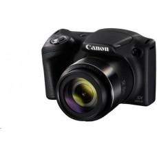 Canon PowerShot SX420 IS, 20MPix, 42x zoom - černý