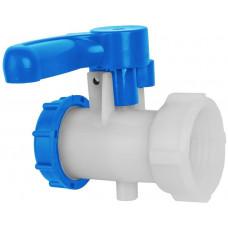 BRADAS ventil IBC S60x6 vnitřní/vnější závit