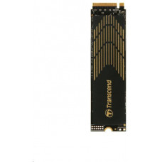 Transcend MTE240S 1TB SSD disk M.2 2280 with Heatsink, PCIe Gen4 x4 NVMe 1.4 (3D TLC), 3800MB/s R