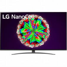 LG - černá Televize LG 55NANO81