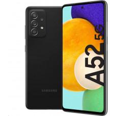 Samsung Galaxy A52 (A526), 128 GB, 5G, EU, černá