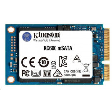 KINGSTON 256GB SSD KC600  Kingston mSATA