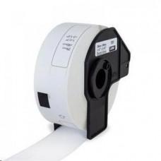 PrintLine kompatibilní s Brother DK-11201, papírové bílé, standardní adresy, 29 x 90mm, 400ks