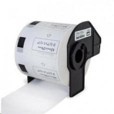 PrintLine kompatibilní s Brother DK-11209, papírové bílé, úzké adresy, 29 x 62mm, 800ks