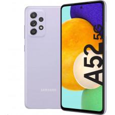 Samsung Galaxy A52 (A526), 128 GB, 5G, fialová