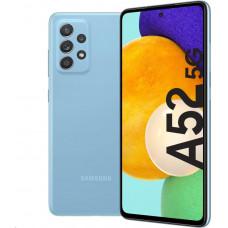 Samsung Galaxy A52 (A526), 128 GB, 5G, modrá