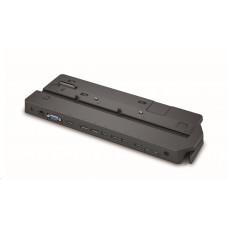 Fujitsu DOCK + AC Adaptér 90W - U7411 U7511 - 4xUSB 2xUSBC 2xDP 1xHDMI VGA RJ45 - bez 220V kabelu