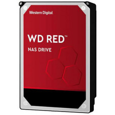 WD  WD60EFAX hdd RED 6TB SATA3-6Gbps 5400rpm 256MB RAID (24x7 pro NAS) 180MB/s SMR