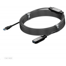 Club 3D Club3D Kabel USB 3.2 Gen1 Active Repeater Cable M/F 28AWG, 10m