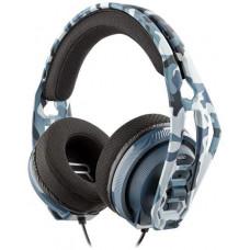 Nacon RIG 400HS, herní headset, 3,5mm jack, pro PS5, PS4 a PC, Blue Camo