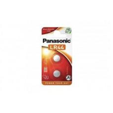 Panasonic Alkalická MIKRO baterie LR-44EL/2B 1,5V (Blistr 2ks)