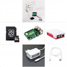 Raspberry Sada Zonepi Pi 4B/4GB, (SDHC karta 32GB + adaptér, Pi4 Model B, krabička, chladič, HDMI