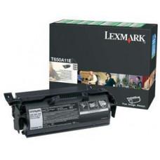 LEXMARK - Černá - originální - kazeta s barvivem LCCP, LRP - pro Lexmark T650dn, T650dtn, T650n