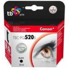 TB Ink. kazeta TB kompat. s Canon PGI-520BK 100% new