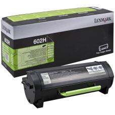 LEXMARK 602H velká tonerová kazeta,60F2H00