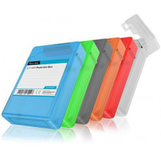 RAIDSONIC ICY BOX IB-AC602b-6 sada (6 ks) ochranných plastový boxů pro 3.5