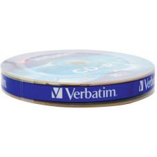 VERBATIM CD-R Verbatim DL 700MB 52x Extra protection 10-spindl RETAIL