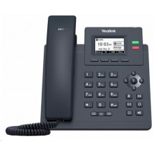 YEALINK SIP-T31P SIP telefon, PoE, 2,3