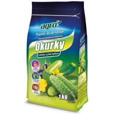 AGRO hnojivo OM okurky a cukety 1kg