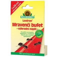 NEUDORFF přípravek ND Loxiran mravenčí bufet - náhradní náplň
