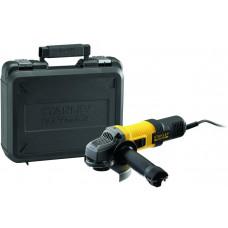 STANLEY bruska úhlová 125mm/ 850W, kufr, FMEG220K-QS