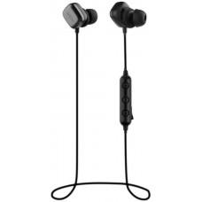 QCY - M1Pro, sportovní sluchátka do uší s ovladačem a mikrofonem, černá