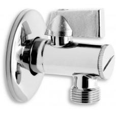 NOVASERVIS ventil rohový+ filtr 1/2x3/8