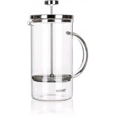 VETRO konvice na kávu CONNIE 1l sklo+nerez