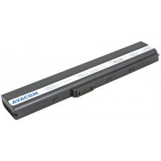 Avacom Náhradní baterie AVACOM Asus A42/A52/K52/X52 Li-Ion 11,1V 5600mAh