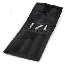 iFixit Precision Tweezers Set Pro, ESD Safe, sada 3 pinzet