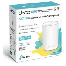 TP-Link Deco X20-DSL AX1800 Whole Home Mesh Wi-Fi 6 Modem Router, DSL/Router/AP Mode