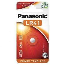 Panasonic Alkalická MIKRO baterie LR-41EL/1B 1,5V (Blistr 1ks)