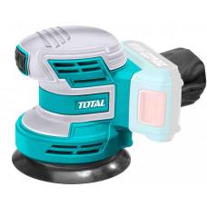 Total TROSLI2001 bruska excentrická AKU, 125mm, 20V Li-ion, 2000mAh, industrial