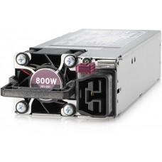 HP  800W Flex Slot Platinum Hot Plug Low Halogen Power Supply Kit (g10+, g10+ v2)