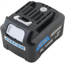AVACOM Baterie AVACOM MAKITA BL 1040B Li-Ion 10,8V 4000mAh, články SAMSUNG s LED indikací