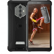IGET Blackview GBV6600 Black odolný telefon, 5,7