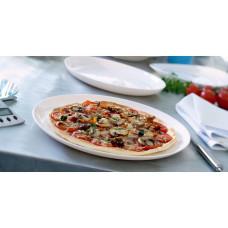 LUMINARC talíř na pizzu 32cm FRIEND`S TIME skleněný BÍ