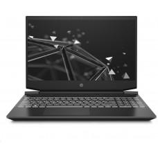 HP ilion Gaming Laptop 15-ec1021nc R5 4600H Černá