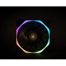 1stCool Fan AURA EVO Hexagon 1 ARGB ventilátor 12cm