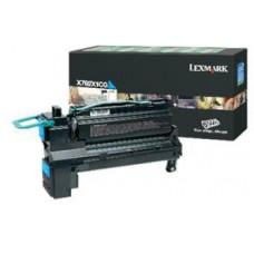 LEXMARK - Extra vysoká výtěžnost - azurová - originální - kazeta s barvivem LCCP, LRP - pro Lexmark