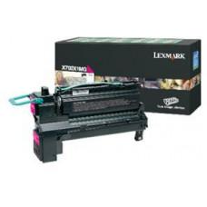 LEXMARK - Extra vysoká výtěžnost - purpurová - originální - kazeta s barvivem LCCP, LRP - pro
