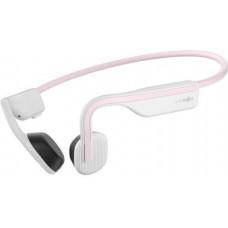 Aftershokz OpenMove, Bluetooth sluchátka před uši, růžová