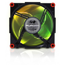 In Win Aurora Black/Red (3 fans + controller + 2 x led strip)